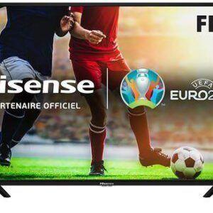 Hisense 49'' LED TV, Basic No Internet, 3 HDMI, 2 USB, Black, model 49B5100P