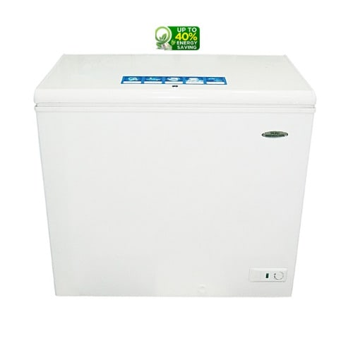 Haier Thermocool Chest Freezer HTF 200HAS R6 Silver