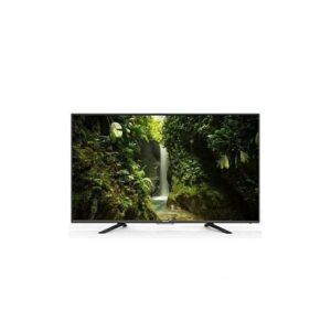 Hisense 24'' LED HD TV, 1HDMI, 1USB DIVX, 1AV, Black, 24N50