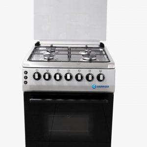 TEC Gas Cooker 4 Gas Burner 1 Electric D Madame 904G1E model OG-9841 INX