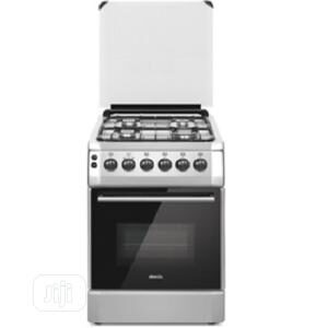 TEC Gas Cooker 4 Burner My Diva 604G model OG-6840 INX