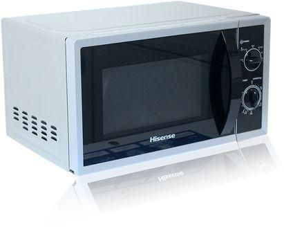 Hisense Microwave Oven 20 Litres Silver model H20MOMME
