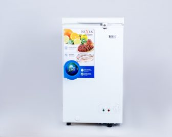 Nexus Chest Freezer 150 Litres model NX-160HC Silver