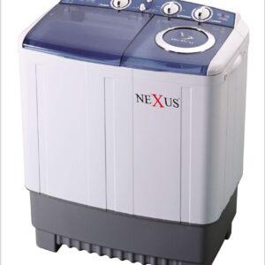 Nexus Washing Machine 7kg Twin Tub model NX-7SABI Blue