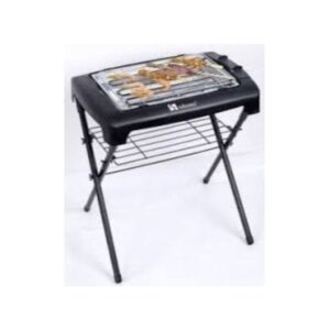 Saisho Electric Barbeque black model S-618