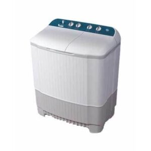 Hisense Washing Machine 5 KG , Twin Tub, Classical Design, Lint Filter ,White Color model WM WSJA 551