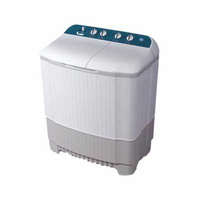 Hisense Washing Machine 5 KG , Twin Tub, Classical Design, Lint Filter ,White Color model WM WSJA 551