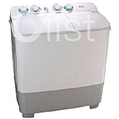 Hisense Washing Machine 10 KG , Twin Tub, Classical Design, Lint Filter ,White Color WM WSKA 101