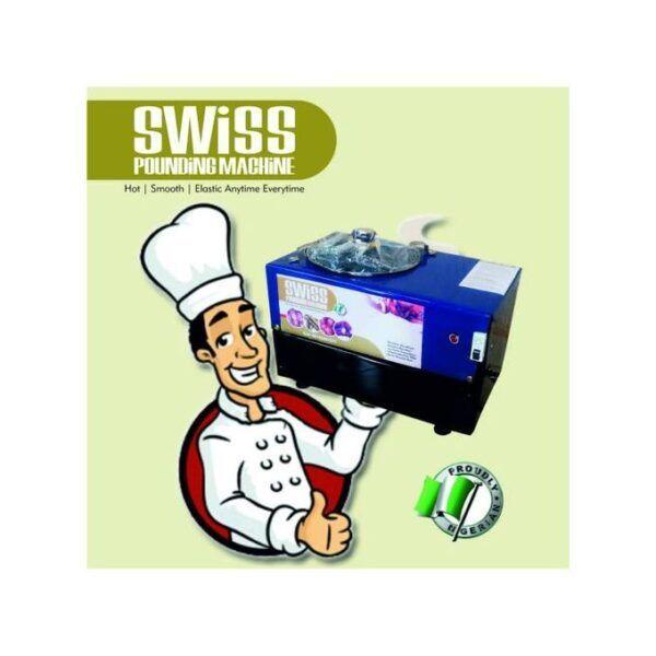 Swiss Yam and Fufu Pounding Machine.