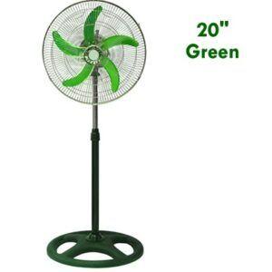 Industrial Fan 20 inches Green