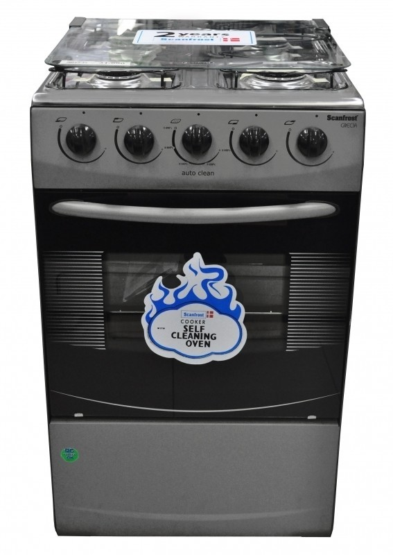 Scanfrost Cooker CK 5312NG