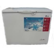 LG Chest Freezer 325/335 White