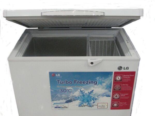LG Freezer 175 White