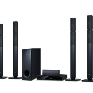 LG Home Theatre AUD 6630/6631T