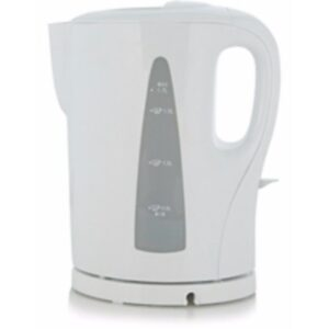 ASDA Electric Kettle 1.7 litres white 1850w model KE7530