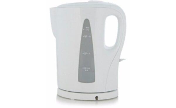 ASDA Electric Kettle 1.7 litres white 1850w model KE7530