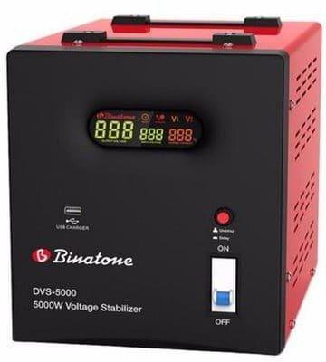 Wall Digital Power Stabilizer DVS 5000