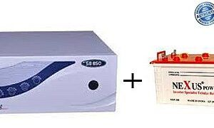 Inverter With Batteries 800VA