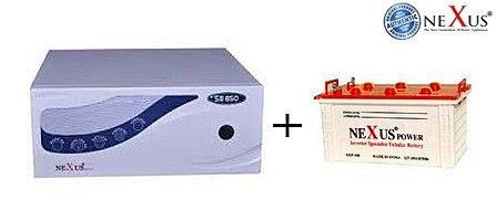 Inverter With Batteries 800VA
