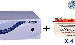 Inverter With Batteries 3.5KVA